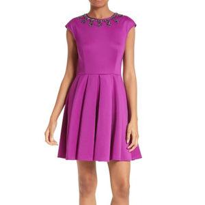 TED BAKER J'adore Embellished Dress (TB1/US4)